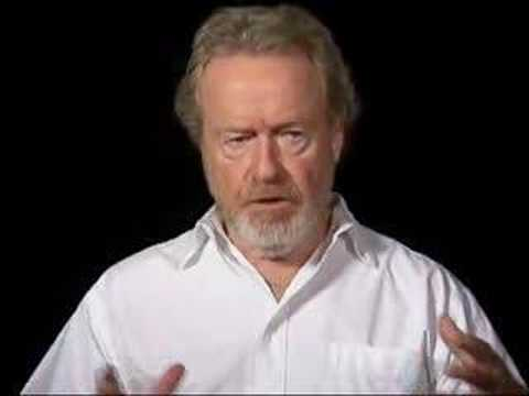 Ridley Scott on his background in advertising
