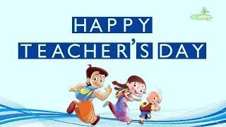Chhota Bheem & Teacher's Day Celebrations | English