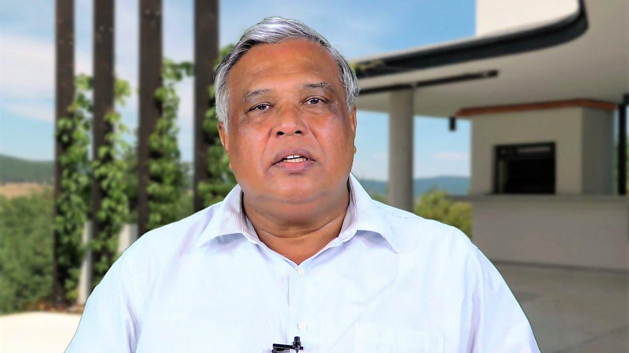 Testimony - Pr. Mathew Oommen [Malayalam Christian Testimony]