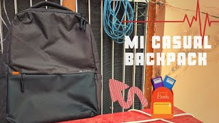 Mi Casual Business Backpack for students !