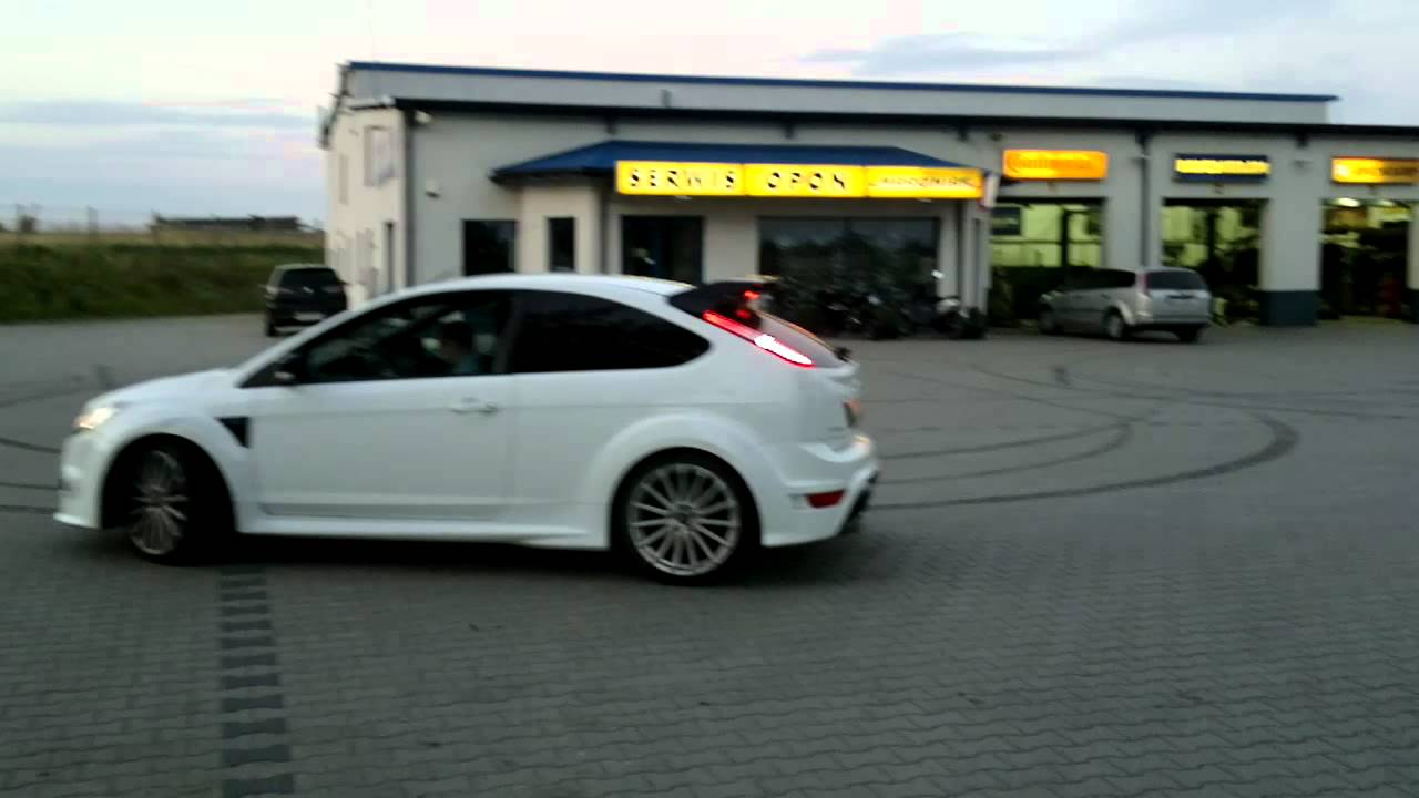 ford focus rs mk2 scc performance full exhaust youtube. Black Bedroom Furniture Sets. Home Design Ideas