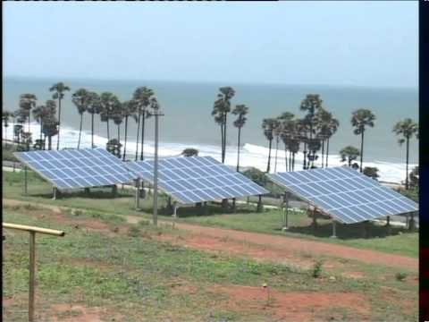 Renewable Energy || Varija Ashram || SOLAR  PROJECT || Mangamaripeta || Bheemunipatnam || Beach Road