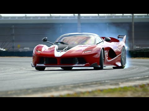 LaFerrariFXX K | Chris Harris Drives | Top Gear