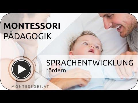 Montessori Pädagogik - Sprachentwicklung fördern   MONTESSORI.AT