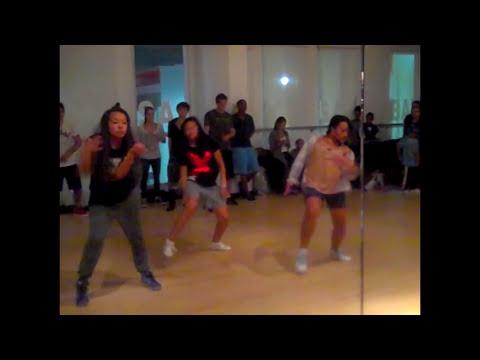 John Blu - In Love Wit Yo Booty Choreography by: Janelle Ginestra & Dejan Tubic