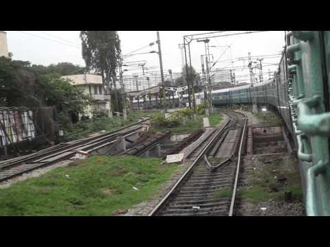 Bangalore Ernakulam Intercity Express Leaving Bangalore City Jn