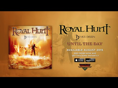 Royal Hunt - Days of no Trust