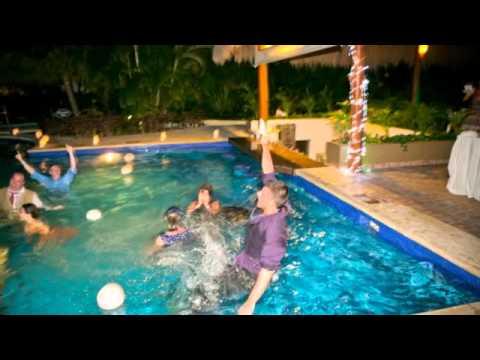Sean  Lauren's Wedding -Splash Ending!