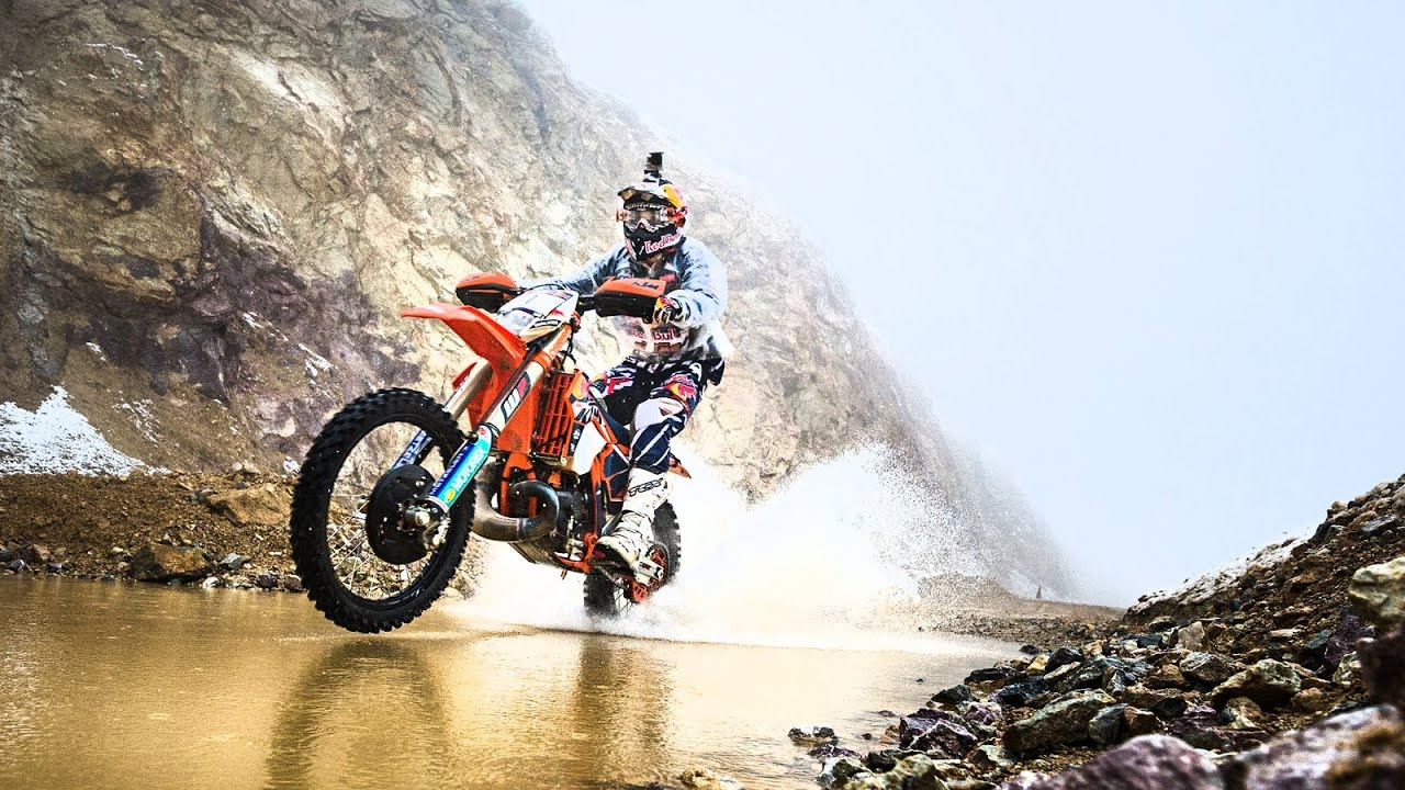 Red Bull Romaniacs Wallpaper Slow Motion Hard Enduro Red