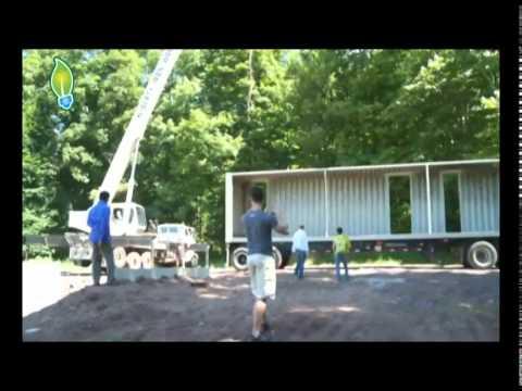 Shipping home o casa de contenedores
