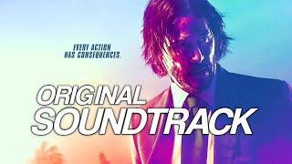 John Wick Chapter 3: Parabellum - OST: 8. Dance of the Two Wolves