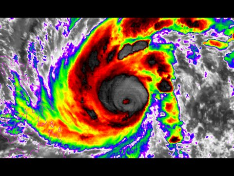 Super Typhoon Ruby (Hagupit) closing in on the Philippines - Update 5 (04:00 PHT, 12/05/14)
