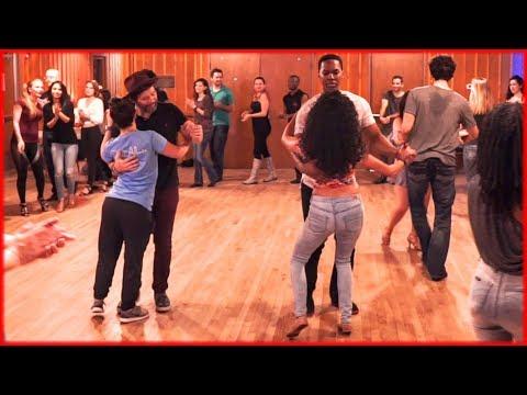 2MUCH - Corpo Maluco | Derek | Haley | Thao | Birthday Dance at Zouk Atlanta 2018 | Zouk Dance