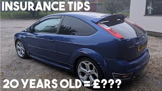 How to get CHEAP Car Insurance - YOUNG DRIVERS
