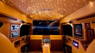 LEXANI MOTORCARS: 2015 Cadillac Escalade Mobile Offices