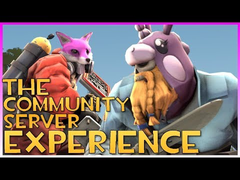 TF2: The Community Server Experience! (feat. UnusualSandwich & Friends)