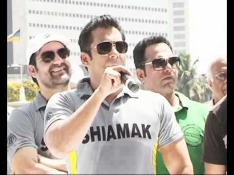 Salman Khan plays Cricket for Charity Part 3