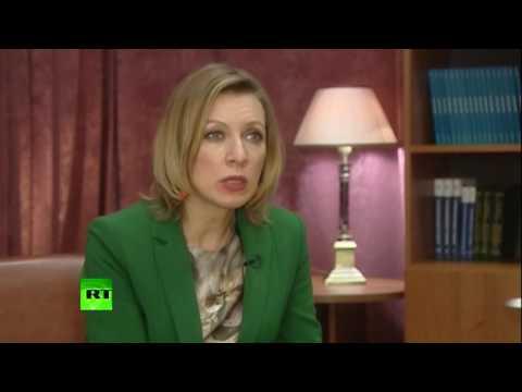 Захарова пообещала ответить США в случае введения новых санкций