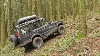 #40 Land Rover Adventures / 25° Steep Hill Climb