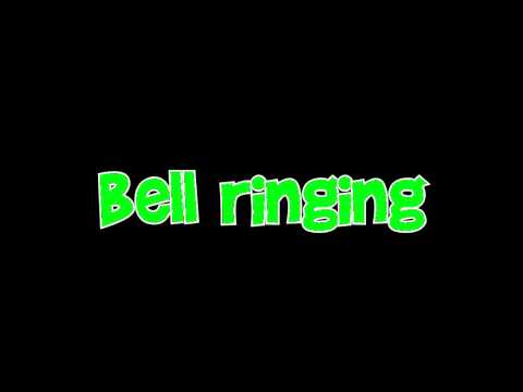 Bell Ringing Sound Effect