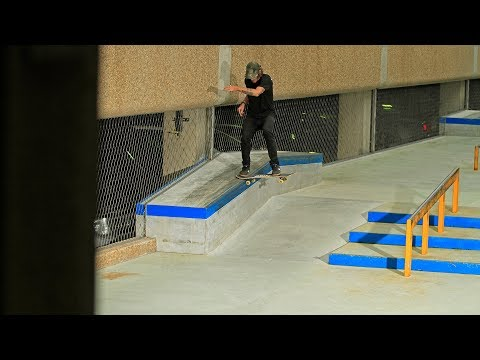 Lines: Dave Bachinsky at Vail Skatepark - Woodward Copper