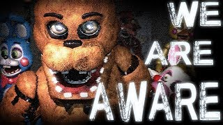 Download Lagu [SFM FNaF] We Are Aware : Song By Dolvondo Gratis STAFABAND