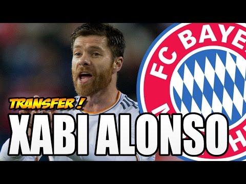 XABI ALONSO zum FC BAYERN MÜNCHEN ! - TRANSFER TALK 2014 [DEUTSCH]