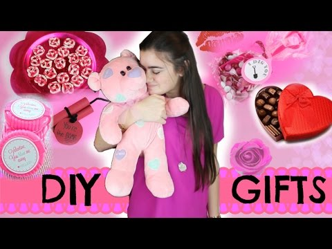 DIY Quick and Easy Valentine's Day GIFTS!
