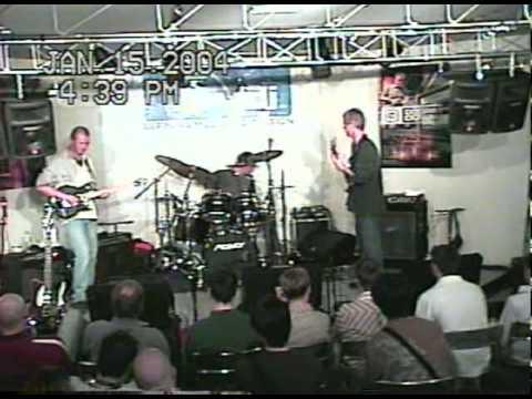 JK Kleutgens, Marco Minnemann, Antti Kotikoski Raw at Namm 2004.dv