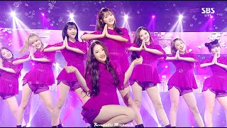 OH MY GIRL(오마이걸) - Windy Day 교차편집 [Live Compilation/Stage Mix]