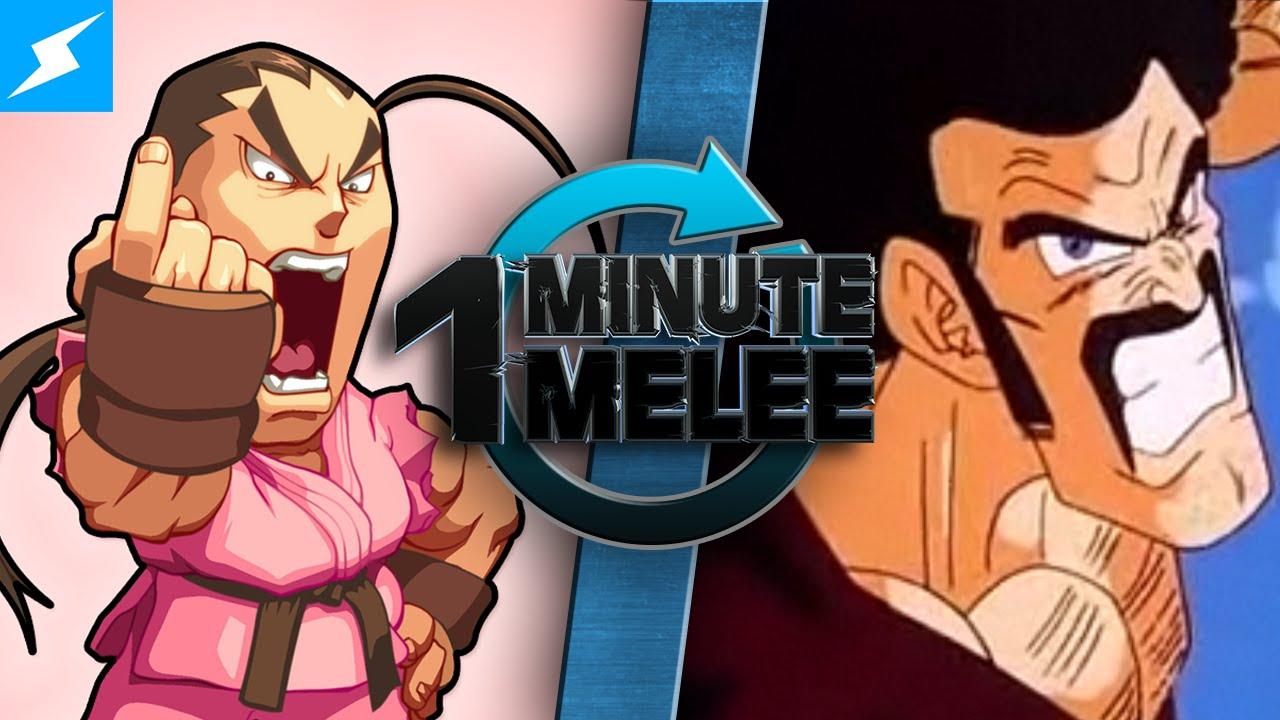 One Minute Melee Dan vs