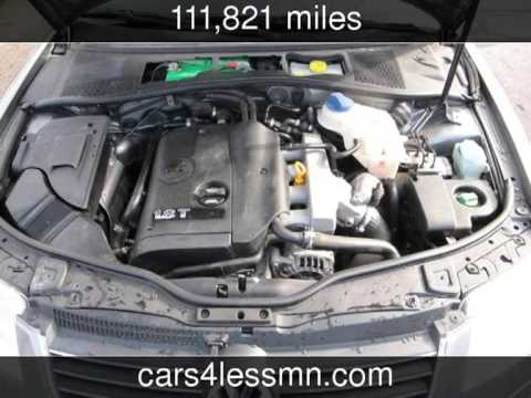 2004 Volkswagen Passat Sedan GLS Used Cars - Ham Lake,Minnesota