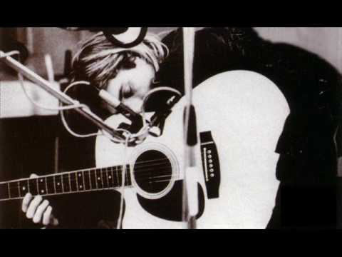 Kurt Cobain - All Apologies acoustic solo