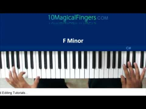 Jeena Yaha Marna Yaha Piano Tutorial by Vishal Bagul   10MagicalFingers...