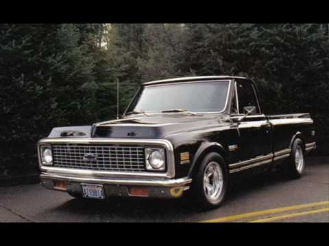 Tribute to 67-72 Chevy/GMC Trucks Music Videos