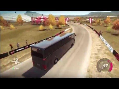 Forza Horizon - Tour Bus Mod