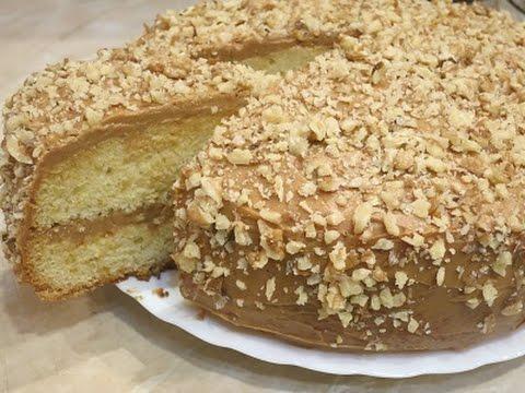 Простой и Нежный Торт Весенний!Spring Cake