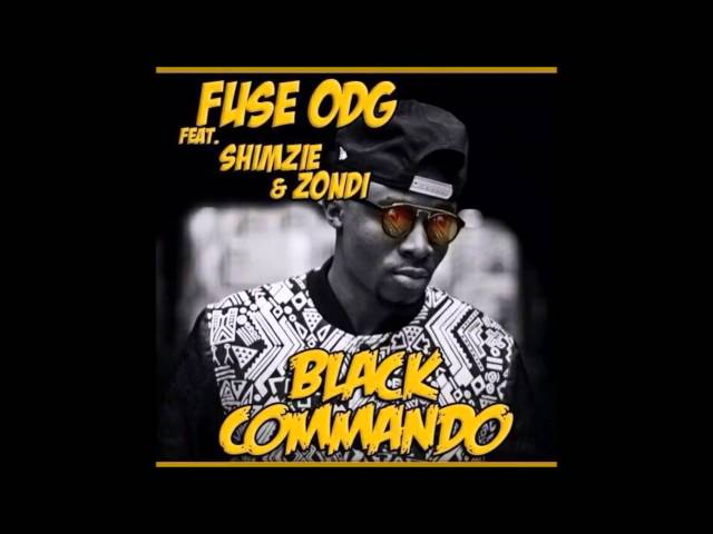 Fuse ODG Ft. Shimzie & Zondi (AAC) - Black Commando