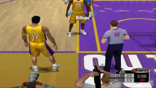 ESPN NBA Basketball PS2 Gameplay HD