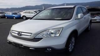 Import Honda CRV From Japan