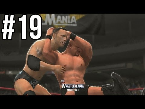 Wwe 2k14 - The Rock Vs. Stone Cold (wrestlemania 15) | 30 Years Of Wm - Attitude Era video