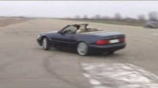 SL500 Drifting