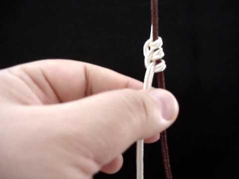 Double Half Hitch Knot Macrame Macrame Half Hitch Knot