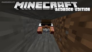 [1.12+] HOW TO CRAWL IN MINECRAFT PE!! (Bedrock Edition)