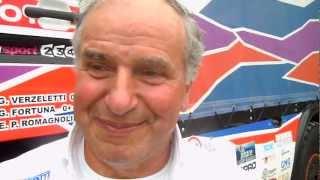 Marino Mutti ci racconta la sua Dakar 2013.