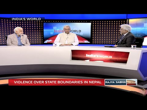 India's World - Violence over state boundaries in Nepal