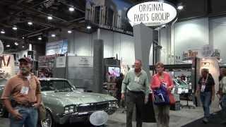 SEMA 2013: Original Parts Group