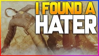 I FOUND A HATER! - CS:GO Funny Moments