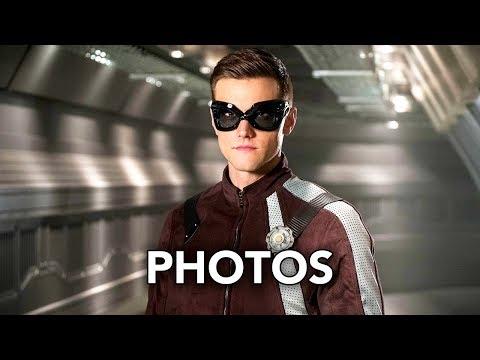 "The Flash 4x11 Promotional Photos ""The Elongated Knight Rises"" (HD) Season 4 Episode 11 Photos thumbnail"