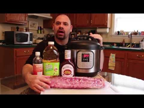 Ribs - Fall off the Bone - with Instant Pot Pressure Cooker